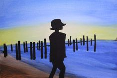 Side by Sea Hand Painting Art, Acrylic Painting Canvas, Paint Types, Custom Paint, Hand Painted, Sea, History, Artwork, Art Work
