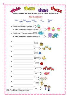 Pronoun Worksheets for Kindergarten Free. 24 Pronoun Worksheets for Kindergarten Free. English Grammar For Kids, Teaching English Grammar, English Worksheets For Kids, English Lessons For Kids, English Reading, Grammar Lessons, English Vocabulary, Pronoun Worksheets, Kindergarten Worksheets