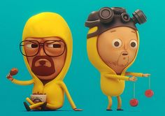 3D Illustrations and Renderings by Slid3 | Inspiration Grid | Design Inspiration
