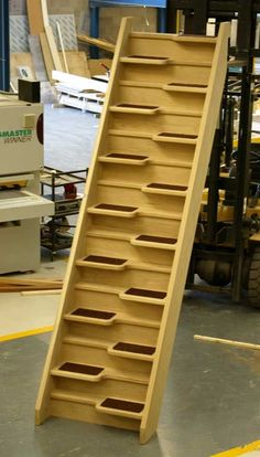 Stairplans Oak 40 Spacesaver Staircase