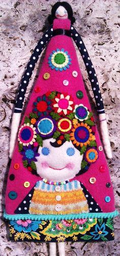 doll gallery - annie montgomerie, dorset, uk