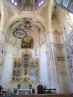 Monasterio de San Juan de los Reyes. Toledo