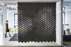 A Customizable Modular Product that Becomes a Hanging Divider ...