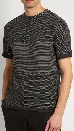 6e4e0c1f2ec8 Body Mapping, Billy Reid, Polo Shirts, Glam Rock, Knitting Designs, Illusion