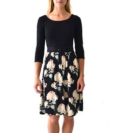 High Tea Floral Print Dress   Turn heads the ol' fashioned way with this vintage-inspired dr...   Dresses