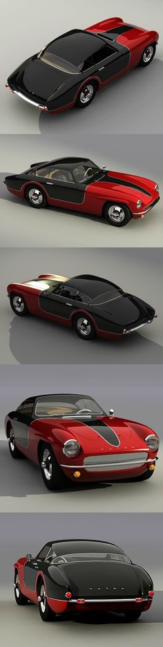 ♂ two tone black & red Tatra JK 2500 supersport prototype from http://www.turbosquid.com/FullPreview/Index.cfm/ID/334481