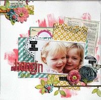 A Project by Eb1 from our Scrapbooking Gallery originally submitted 12/17/10 at 09:05 PM