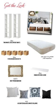 Like the idea of reusing a crib mattress....what other pieces am I overlooking the reusability of?