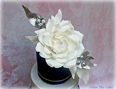 Sugar White Rose and Foliage