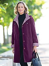Three-Quarter 3-Season Raincoat | Women's Outerwear | Appleseeds