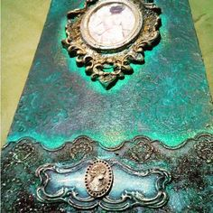 Klair. V. Mixed Media Artist!: My poetry of patina!!!!