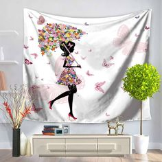 Wall Hanging Tapestry Home Decor Art
