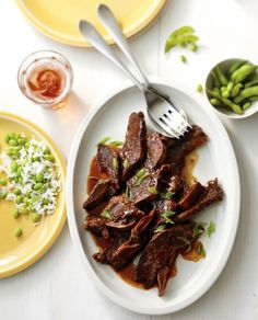 Pressure Cooker Asian-Style Short Ribs @A Williams-Sonoma