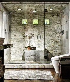 Unique Shower Designs & Ideas_19