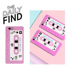 """The Daily Find: Valfré Phone Case"" by polyvore-editorial ❤ liked on Polyvore featuring Valfré and DailyFind"