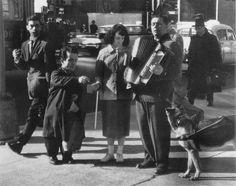 Andre Kertesz  Sixth Avenue, New York  1959