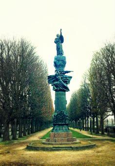 Where is it in Paris? (Paris Paul Prescott)