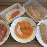 Rántott hús, rántott sajt, rántott zöldségek | mókuslekvár.hu Cantaloupe, Tacos, Mexican, Beef, Chicken, Fruit, Ethnic Recipes, Food, Meat