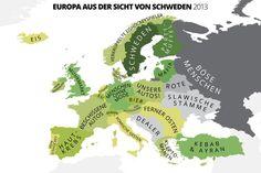 """Aus Sicht der Schweden sind wir Deutsche """"Menschen ohne Mode"""" - als bei dem ein oder anderen könnte man das durchaus bestätigen :-)"""