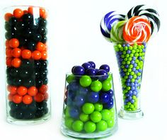 www.BulkCandyStore.com has a large array of vibrantly delicious candy ready to fill your candy jars for your next buffet!   Check out our Candy By Color categories!http://www.bulkcandystore.com/