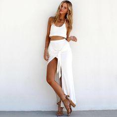 Tie Up Skirt | #SaboSkirt  A little bit cheeky and a little bit obsessed @lydianna