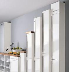 Fakta und fertig - Leiner Tall Cabinet Storage, Locker Storage, Country Style, Chrome, Furniture, Home Decor, Ad Home, Rustic Style, Decoration Home