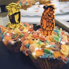 Flintstones crazy party!
