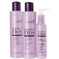Plastica dos Fios - #Home #Care. @ $ 98.00 Plastica dos fios Anti Frizz Shampoo is a perfect shampoo for re-textured, dry, damaged, frizzy and unruly #hair.