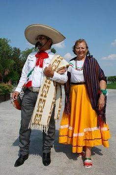 el traje de nuevo leon mexico de 1800's | Un Toque de Mexico: vestimenta mexicana