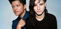 Bruno Mars and Skrillex working on 'Next Level' song - MuzWave