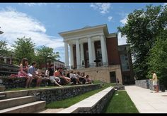 Washington and Lee University in Lexington, VA