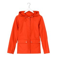 Rain-or-Shine Jacket in Coated Linen - Kate Spade Saturday