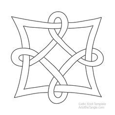 Celtic Knot Templates - Art of the Tangle