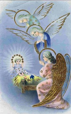 Hark the Herald Angels, Glory to the newborn King!