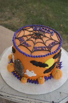 Halloween birthday cake                                                                                                                                                                                 More