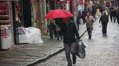 Devriye Haber : Edirne'de Sağanak Yağış