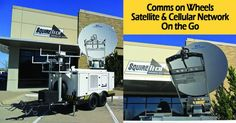 pCom® XL – Powered Mobile Satellite Communications Trailer   Gallery Category   Squire Tech – #1 Trusted VSAT Satellite Internet & Phone for Enterprises & Government Agencies