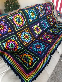 Ravelry: Stacy1220's Stained Glass #2!
