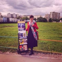Public witnessing in Chinese in Moscow, Russia. Photo shared by @natgogua Where to submit your photos etc…