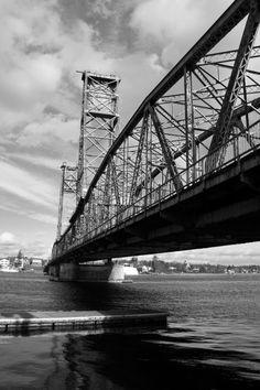Memorial Bridge - Portsmouth, New Hampshire