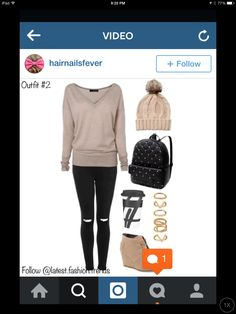In between seasons outfits lol. IG latest fashion trends