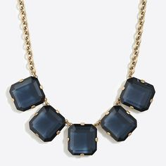 J.Crew+Factory+-+Crystal+cube+necklace