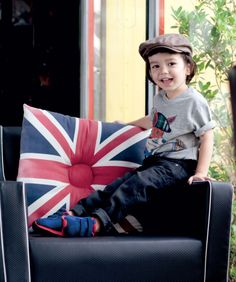 Mother&Care fashion : Boy Be Cool #Cr.motherandcare.in.th