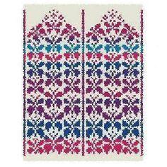 Ravelry: Butterflies Mittens pattern by Natalia Moreva Knitting Charts, Knitting Stitches, Knitting Designs, Knitting Projects, Knitting Socks, Hand Knitting, Knitting Patterns, Crochet Mittens Free Pattern, Knit Mittens