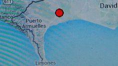 Frontera entre Panamá y Costa Rica sacudida por sismo de 3.2