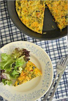 Sweet my Kitchen: Frittata de legumes