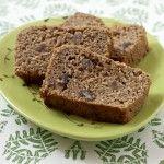 Photo recette Cake moelleux à la farine de châtaigne et marrons glacés