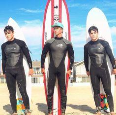 Grayson Dolan, Nate Garner, and Ethan Dolan!!