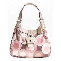 #Coach Soho Snap Head Print Sateen Lynne Hobo Bag #Women Handbags