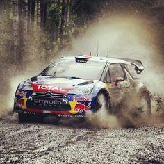 DS3 WRC #dadriver  #Citroën #DS3 #WRC @citroenespana